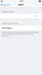 Apple iPhone 6 - E-Mail - Konto einrichten - 22 / 30