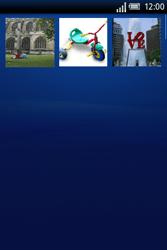 Sony Ericsson Xperia X8 - E-mail - hoe te versturen - Stap 10