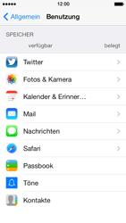 Apple iPhone 5c - Apps - Eine App deinstallieren - Schritt 8