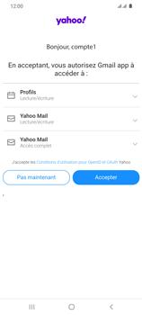 Samsung Galaxy S20 Ultra - E-mails - Ajouter ou modifier votre compte Yahoo - Étape 11