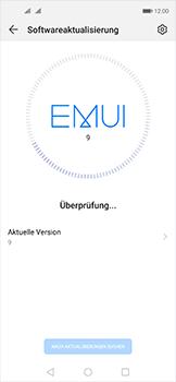Huawei Nova 5T - Software - Installieren von Software-Updates - Schritt 5