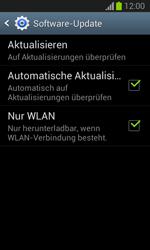 Samsung Galaxy Trend Lite - Software - Installieren von Software-Updates - Schritt 7