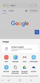 Samsung Galaxy A6 - Internet - navigation sur Internet - Étape 20