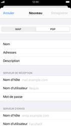 Apple iPhone 6s - iOS 14 - E-mail - Configuration manuelle - Étape 11