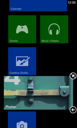 Nokia Lumia 925 - Getting started - Personalising your Start screen - Step 11