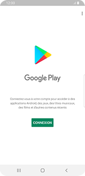 Samsung Galaxy S9 Android Pie - Applications - Créer un compte - Étape 4