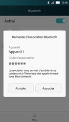Huawei Y5 - Bluetooth - Jumelage d
