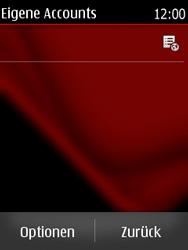 Nokia Asha 300 - Internet - Manuelle Konfiguration - 0 / 0