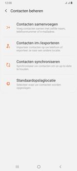 Samsung galaxy-a70-dual-sim-sm-a705fn - Contacten en data - Contacten kopiëren van SIM naar toestel - Stap 6