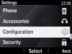Nokia Asha 210 - Internet - Manual configuration - Step 10