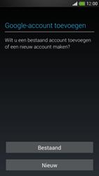 HTC One Mini - Applicaties - Account aanmaken - Stap 4
