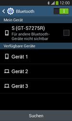 Samsung Galaxy Ace III - Bluetooth - Verbinden von Geräten - Schritt 6
