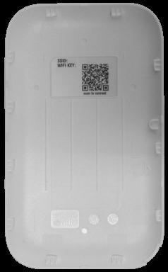 Huawei E5573B - Premiers pas - Noter les codes Wi-Fi - Étape 3