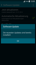 Samsung Galaxy S 5 - Software - Installieren von Software-Updates - Schritt 10