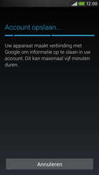 HTC Desire 601 - apps - account instellen - stap 21