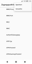 Sony Xperia XZ2 Compact - Internet - Manuelle Konfiguration - 17 / 38