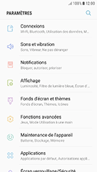 Samsung Galaxy J5 (2017) - MMS - Configuration manuelle - Étape 4