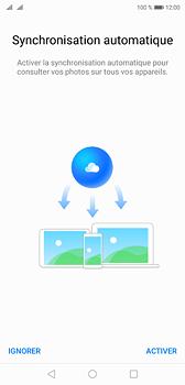 Huawei P20 - Photos, vidéos, musique - Envoyer une photo via Bluetooth - Étape 3