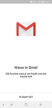 Samsung Galaxy A8 (2018) - E-mail - handmatig instellen (gmail) - Stap 5
