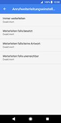 Sony Xperia XZ2 Compact - Anrufe - Rufumleitungen setzen und löschen - 10 / 13