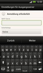 HTC One SV - E-Mail - Manuelle Konfiguration - Schritt 12