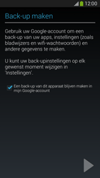 Samsung G386F Galaxy Core LTE - Applicaties - Account aanmaken - Stap 22