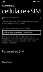 Nokia Lumia 530 - Réseau - utilisation à l'étranger - Étape 8