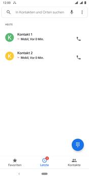 Nokia 9 - Anrufe - Anrufe blockieren - Schritt 5