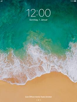 Apple iPad Pro 9.7 inch - iOS 11 - Sperrbildschirm und Benachrichtigungen - 2 / 9