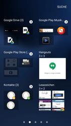 Samsung Galaxy S7 - Startanleitung - Installieren von Widgets und Apps auf der Startseite - Schritt 4