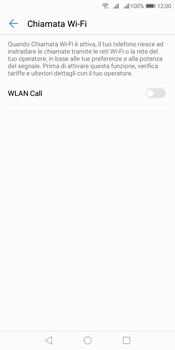 Huawei Y7 (2018) - WiFi - Attivare WiFi Calling - Fase 7