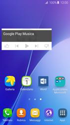 Samsung Galaxy A5 (2016) (A510F) - Operazioni iniziali - Installazione di widget e applicazioni nella schermata iniziale - Fase 9
