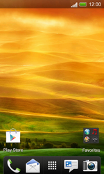 HTC Desire X - Getting started - Installing widgets and applications on your start screen - Step 9