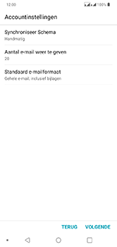 LG lg-q60-dual-sim-lm-x525eaw - E-mail - Account instellen (POP3 met SMTP-verificatie) - Stap 19