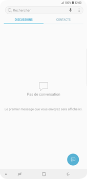 Samsung Galaxy S9 Plus - Contact, Appels, SMS/MMS - Envoyer un MMS - Étape 4