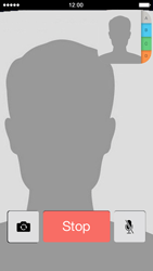 Apple iPhone 5 - Applicaties - FaceTime gebruiken - Stap 12