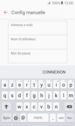 Samsung G389 Galaxy Xcover 3 VE - E-mail - Configuration manuelle - Étape 10