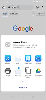 Huawei P30 Lite - Internet e roaming dati - Uso di Internet - Fase 21