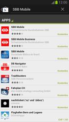 Samsung Galaxy S III - Apps - Installieren von Apps - Schritt 20
