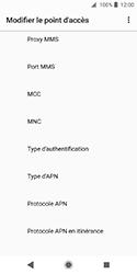 Sony Xperia XZ2 Compact - Internet - Configuration manuelle - Étape 13