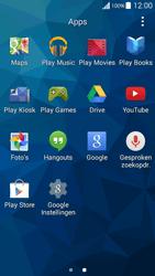 Samsung G530FZ Galaxy Grand Prime - Applicaties - Account instellen - Stap 3