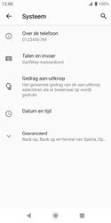 Sony xperia-xz2-compact-h8314-android-pie - Resetten - Fabrieksinstellingen terugzetten - Stap 5