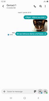Samsung Galaxy J4 Plus - MMS - envoi d'images - Étape 22