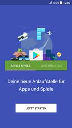 HTC U Play - Apps - Konto anlegen und einrichten - 20 / 22