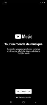 Samsung Galaxy Note 10 Lite - Photos, vidéos, musique - Ecouter de la musique - Étape 4