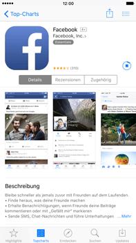 Apple iPhone 6 Plus - Apps - Konto anlegen und einrichten - 38 / 38