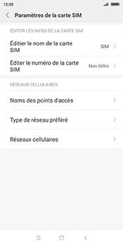 Xiaomi Redmi 5 - Internet - Configuration manuelle - Étape 6