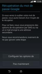HTC One (M8) - Premiers pas - Créer un compte - Étape 14