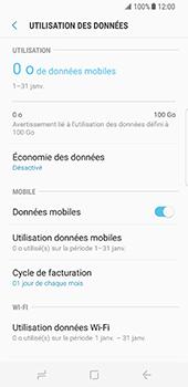 Samsung Galaxy S8 - Internet et roaming de données - Configuration manuelle - Étape 6
