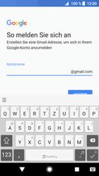Sony Xperia XZ1 - Apps - Einrichten des App Stores - Schritt 11